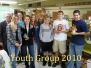 Youth Group Food Shelf Tour